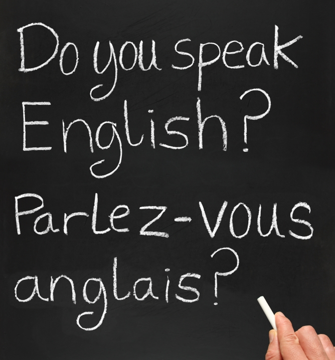 idiomas ingles español
